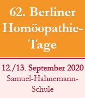 Berliner Homöopathie-Tage
