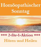 Homöopathischer Sonntag