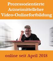 Prozessorientierte Arzneimittellehre als Onlinefortbildung